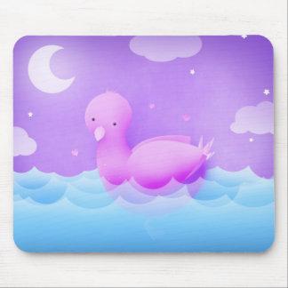 The biggest bird bath - mouse mat