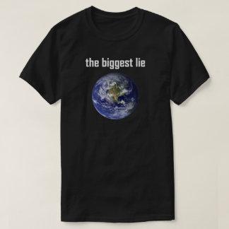 The biggest lie basic t-shirt