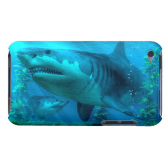 The Biggest Shark Barely There iPod Cover