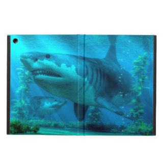 The Biggest Shark iPad Air Case