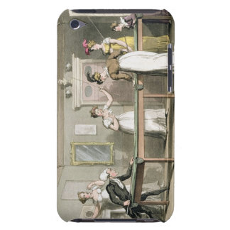 The Billiard Table, from 'The Tour of Dr Syntax in Barely There iPod Cover