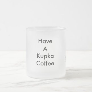 The Binge Media Kupka Coffee Mug