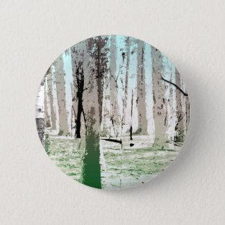 The Birch Forest 6 Cm Round Badge