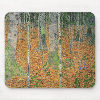 The Birch Wood, 1903 Mouse Mat