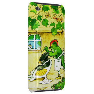 The Bird Barber iPod Touch Case