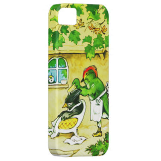 The Bird Barber iPhone 5 Cases