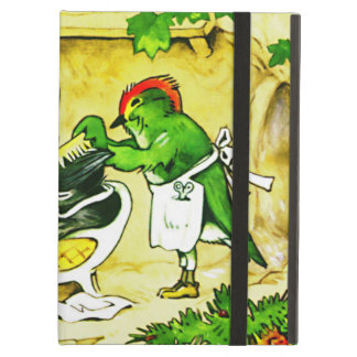 The Bird Barber iPad Cases