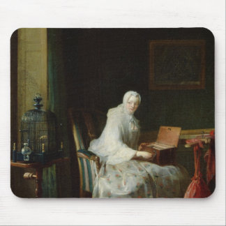 The Bird Organ or A Woman Varying Her Mouse Mat