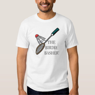 The Birdie Basher Tshirts