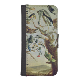 The Bird's Concert 2 iPhone SE/5/5s Wallet Case