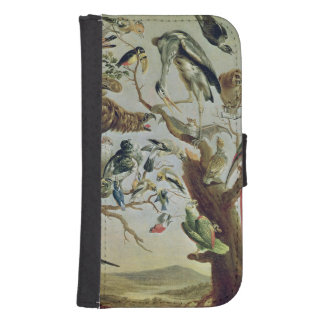 The Bird's Concert 2 Samsung S4 Wallet Case