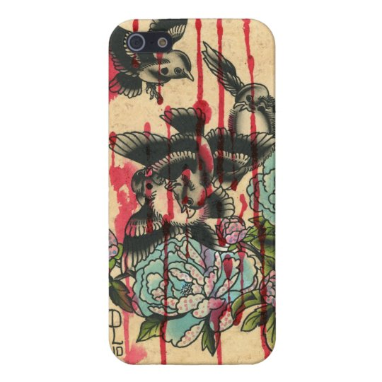 The Birds iPhone 5 Cover