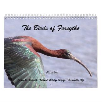 The Birds of Forsythe II Calendar