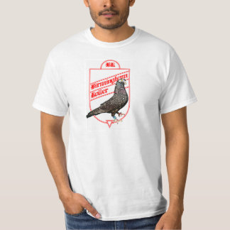 The Birmingham Roller Badge T-Shirt