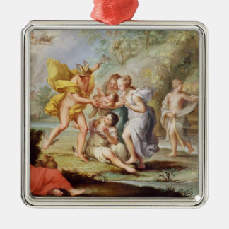 The Birth of Bacchus Christmas Ornament