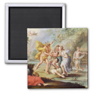 The Birth of Bacchus Magnet