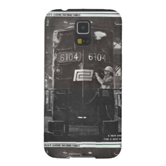 The Birth of The Penn Central Railroad Galaxy S5 Cover