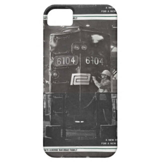 The Birth of The Penn Central Railroad iPhone 5 Cover