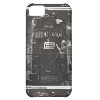 The Birth of The Penn Central Railroad iPhone 5C Case