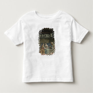 The Birth of the Virgin, 1485-90 Tshirts