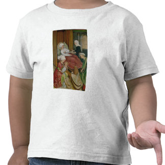 The Birth of the Virgin c 1500 T Shirts