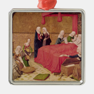 The Birth of the Virgin Christmas Ornament