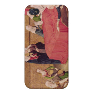 The Birth of the Virgin iPhone 4 Cover