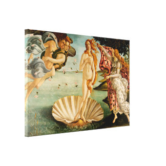 The Birth of Venus | Botticelli Gallery Wrapped Canvas