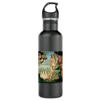 The Birth of Venus by Botticelli 710 Ml Water Bottle