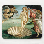 The Birth of Venus by Botticelli Mousepad