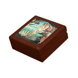 The Birth of Venus by Sandro Botticelli Gift Box