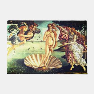 The Birth Of Venus Doormat