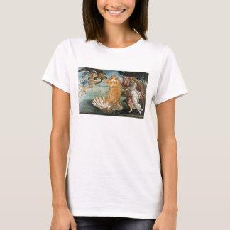 The Birth of Venus Parody - Women's T-Shirt