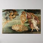 The Birth of Venus Sandro Botticelli Painting 1845 Poster