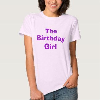 The Birthday Girl T Shirt