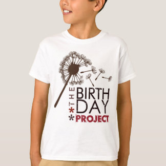 The Birthday Project Big Dandelion T-shirt
