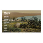 The birthplace of Mary Magdalene, Magdala, Holy La Pack Of Standard Business Cards