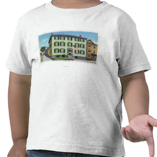 The Birthplace of the Poet Longfellow Tee Shirt