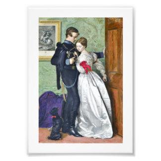 The Black Brunswicker by Millais Photo Print