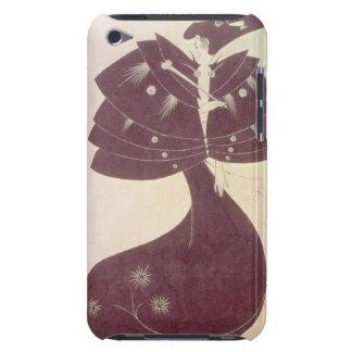The Black Cape, illustration for the English editi iPod Case-Mate Case