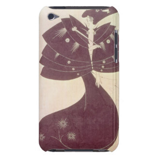 The Black Cape, illustration for the English editi iPod Touch Case-Mate Case