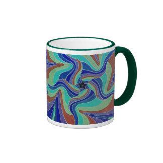 The Black Groovster Groovy Star Coffee Mug