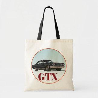 The Black GTX Budget Tote Bag