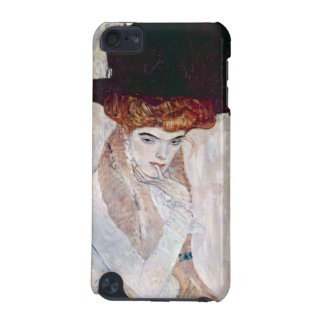 The Black Hat by Gustav Klimt iPod Touch 5G Case