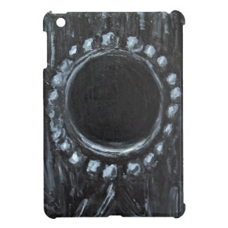The Black Nest (surreal abstract nature ) iPad Mini Cover
