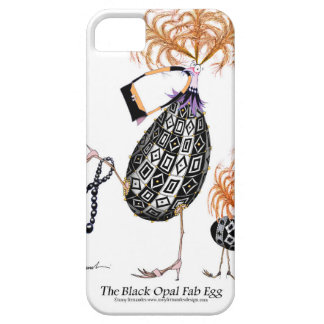 The Black Opal Fab Egg, tony fernandes Case For The iPhone 5