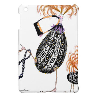 The Black Opal Fab Egg, tony fernandes iPad Mini Case