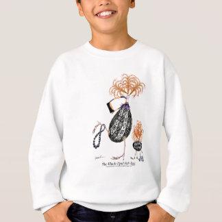 The Black Opal Fab Egg, tony fernandes Sweatshirt