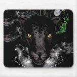 The Black Panther Mouse Pad