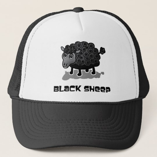 The Black Sheep Cap